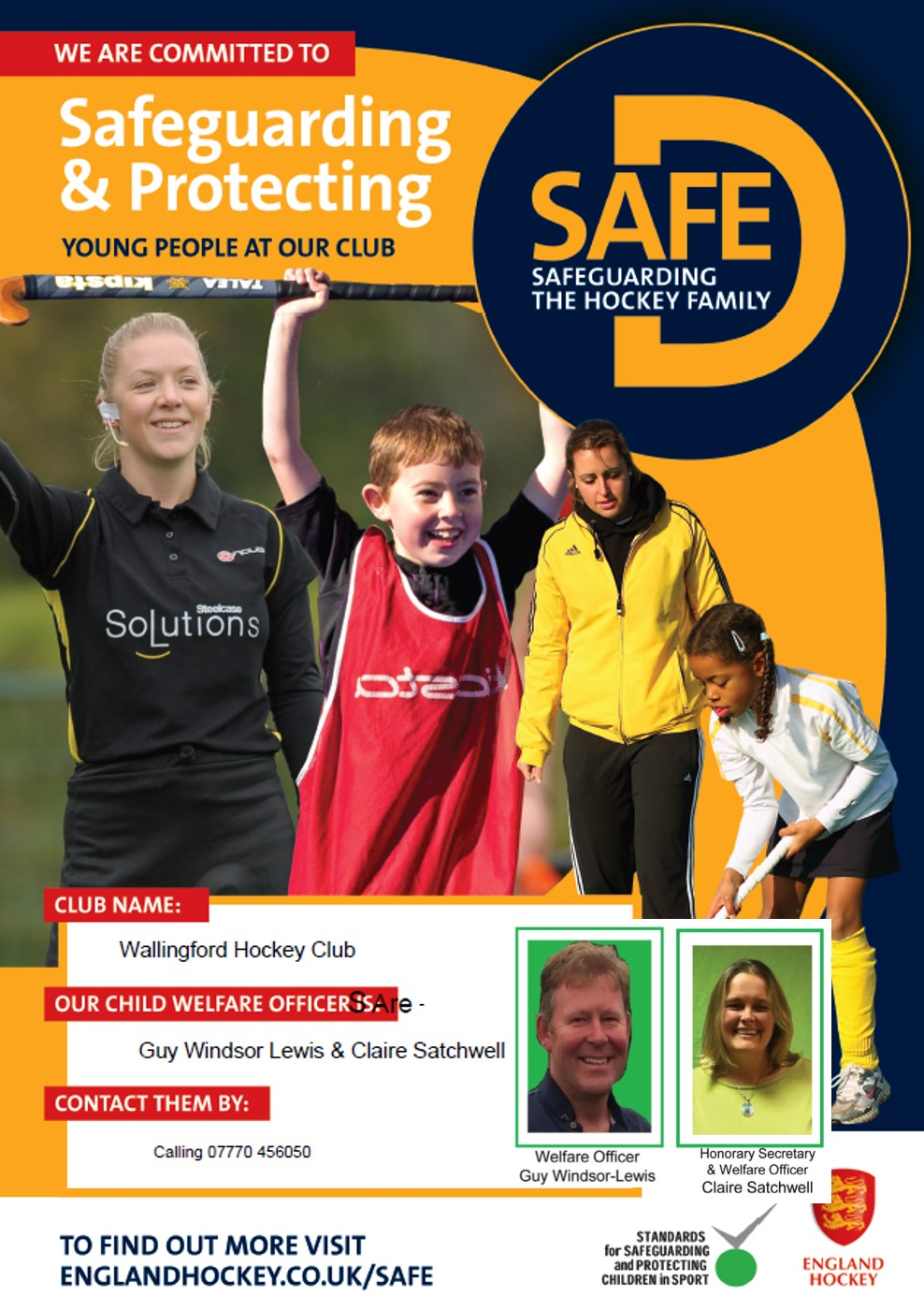 Safeguarding and Protecting Young People Poster